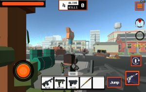PUBG Benzeri Mobil Oyun Grand Battle Royale